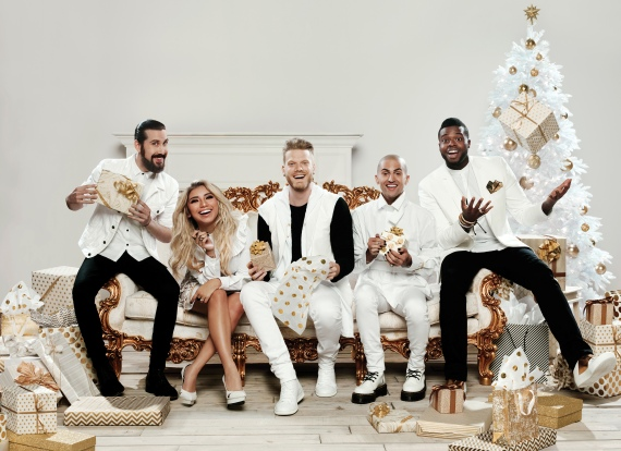 Chrismas with Pentatonix - Hallelujah